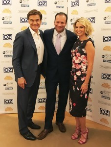 Dr. Mehmet Oz, Dr. Dan Sperling, and Amy Robach