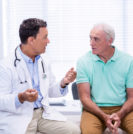 Doctor and Patient - Sperling Prostate Center